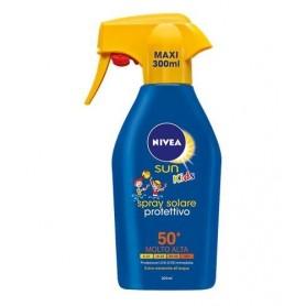 Nivea 85626 - Spray Solare Kids SPF 50
