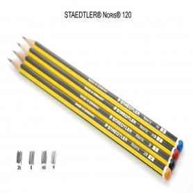 Steadtler 5054 - Matita Noris H Cf.12 pz.