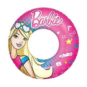 Bestway 93202 - Salvagente Barbie Ø 56 cm.
