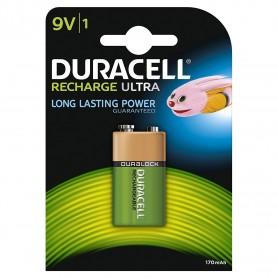 Duracell 5600 - Blister Pila 9V Ricaricabile