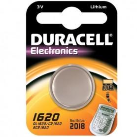 Duracell 1620 - Pila Bottone Duracell 1620 3V