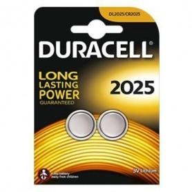 Duracell 2025 - Batterie Duracell Speciality 2025 2 Pezzi