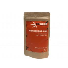 CbWeed - Fiori di Cbd Orange Bud 2 gr.