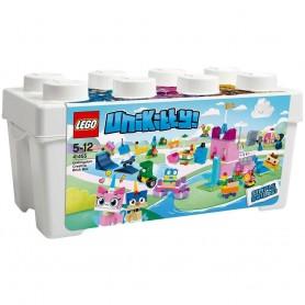 Lego 41455 - Unikitty - Scatola di Mattoncini Creativi Unikingdom