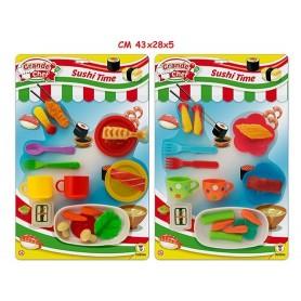 Teorema 65575 - Blister Cucina Sushi Time con Accessori
