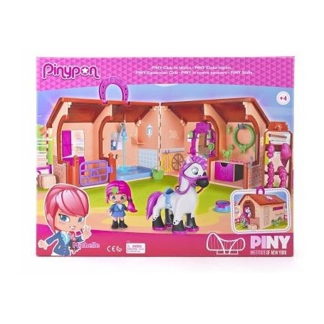 Famosa 14352 - PinyPon - La Stalla