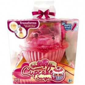 Grandi Giochi 314 - Cupcake Surprise Wedding Doll