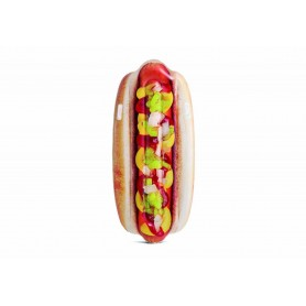 Intex 58771 - Materassino Hot Dog 180x89 cm.