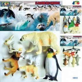 Ginamr 50933 - Busta Animali Polari