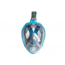 Fratelli Pesce 5106 - Maschera Full Face Snorkeling Palmaria L-XL