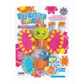 Rstoys 10600 - Farfallina Gira Baby Primi Giochi