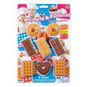 Rstoys 10605 - Blister Set Torte e Pasticcini