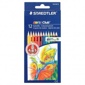 Staedtler 144NC - Pastelli Noris Club Conf.12 pz.