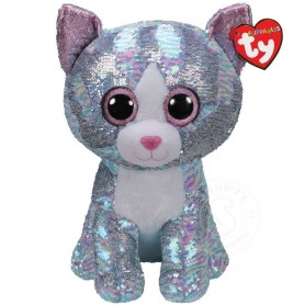 Ty 36762 - Flippables - Whimsy Gatto 42 cm.