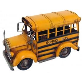 Zambiasi 7730846 - Autobus Metallo Giallo