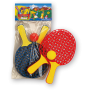 Androni 5890 - Racchette Ping Pong Plastica 26 cm