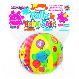 Rstoys 10657 - Palla Baby Soft con Sonaglio