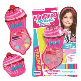 Rstoys 10812 - Blister Trucchi Make-up Cupcake