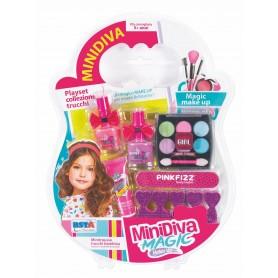 Rstoys 10867 - Blister Trucchi Make-up Mini Diva