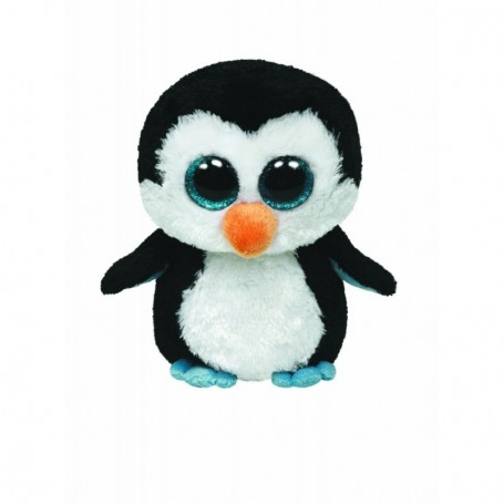 Ty 36008 - Beanie Boos - Pinguino Waddles 15 Cm