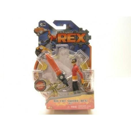 Mattel V5788 - Persoonaggio Base Generator Rex