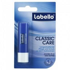 Labello 85000 - Burro di Cacao Classic Care Blu