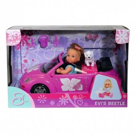 Simba 31539 - Evi Love - Evi con Auto