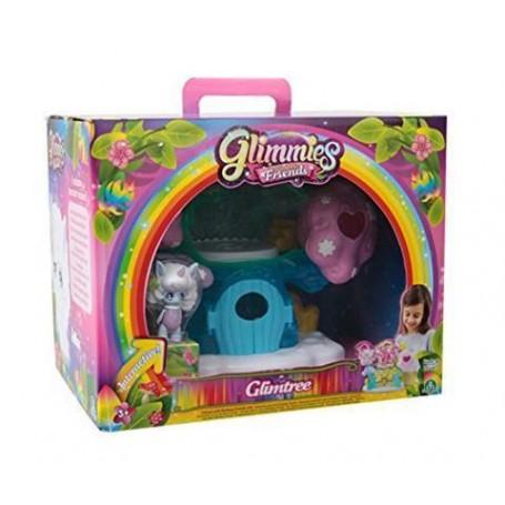 Giochi Preziosi GLN03000 - Glimmies - Playset Glimmies Rainbow Friends GlimTree