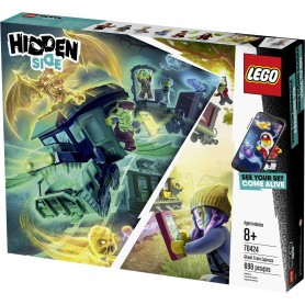 Lego 70424 - Hidden Side - Espresso Fantasma