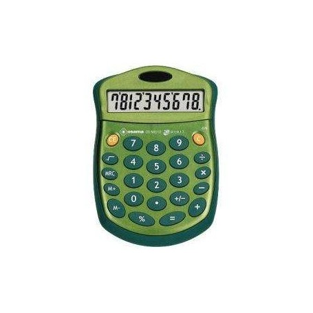 Osama 860 - Calcolatrice Softy da Tavolo 10 Cifre