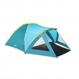 Bestway 68090 - Tenda Campeggio Pavillo 3 Persone 350 x 240 x 130 cm