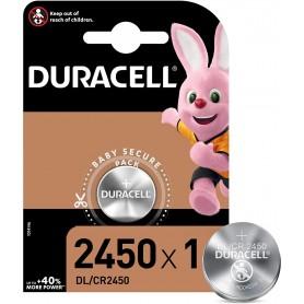 Duracell DL/CR2450 - Batteria Bottone Litio 3V Specialistica