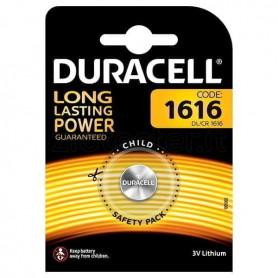 Duracell DL/CR1616 - Batteria Bottone al Litio 3V Specialistica