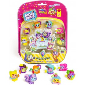 Magic Box 1167 - Moji Pops - Blister 8 Personaggi