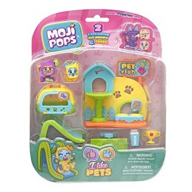 Magic Box 8188 - Moji Pops - Blister 2 Like Pets