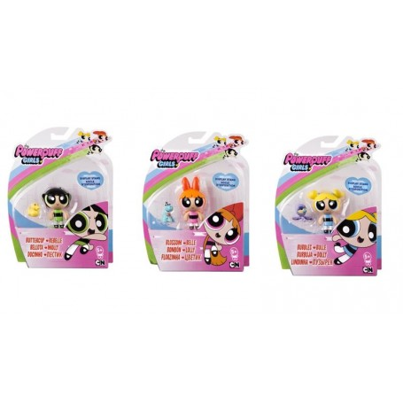 Spin Master 6028014 - Power Puff Girls Doll