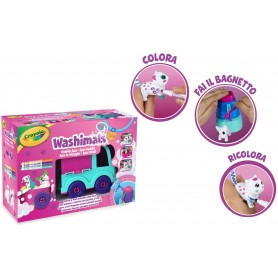 Crayola 7372 - Washimals - Spa in Viaggio