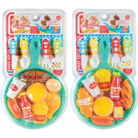 Rstoys 11031 - Blister Fast Food Padella Party