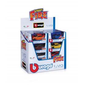 Goliath 90616 - Burago - Modellini Auto Street Fire Scala 1:43