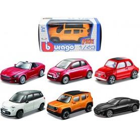 Goliath 390801 - Bburago Collezione FCA Fiat/Jeep Scala 1:24