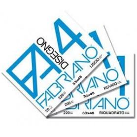 Fabriano 165 - Album Da Disegno F2 Liscio 33 x 48 cm.