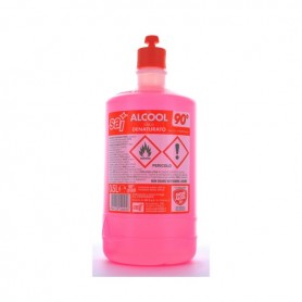 Sai 10005 - Alcool Denaturato 500 ml