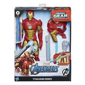 Hasbro E7380 - Marvel Avengers - Titan Hero Blast Gear Iron Man 30cm