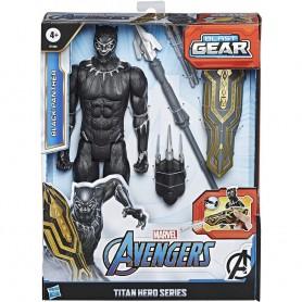 Hasbro E7388 - Marvel Avengers - Titan Hero Blast Gear Black Panther 30cm