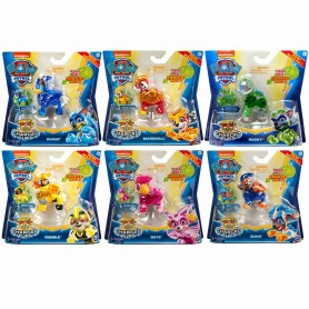 Spin Master 6055929 - Paw Patrol - Blister Mighty Pups Ass.