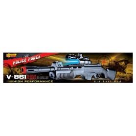 Villa giocattoli 861 - Fucile a Pompa V-861
