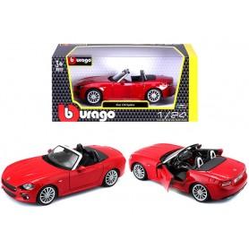 Goliath 90696 - Burago - Fiat 124 Spider Scala 1:24