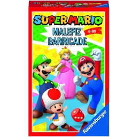 Ravensburger 20529 - Super Mario Malefiz Travel