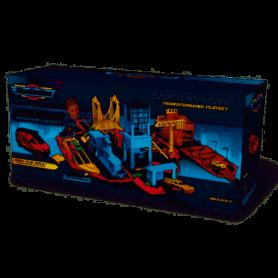 Grandi Giochi MCM03000 - Micro Machines - Super Van City Playset