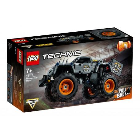 Lego 42119 - Technic - Monster Jam Max-D